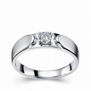 male white gold diamond rings wedding promise diamond With white gold wedding rings for men