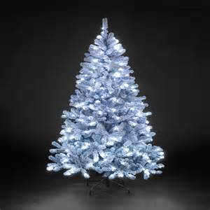 buy cheap flocked christmas tree compare house decorations prices for best uk deals