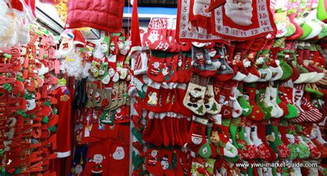 christmas decorations wholesale china yiwu 3