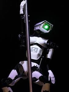 Robot strippers set to perform alongside exotic dancers in ...