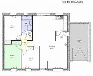 plan petite maison 3 chambres systembaseco With plan petite maison 3 chambres