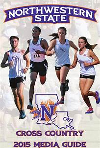 2015 Northwestern State Cross Country Media Guide by ...