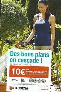 Offre De Remboursement : offre de remboursement gardena 10 par tranche de 40 d ~ Carolinahurricanesstore.com Idées de Décoration