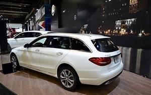 Mercedes Familiale : mercedes benz classe c familiale au salon de l 39 auto de montr al 2016 galerie photo 1 32 le ~ Gottalentnigeria.com Avis de Voitures