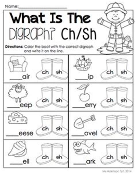 free sh sound worksheets pdf search school