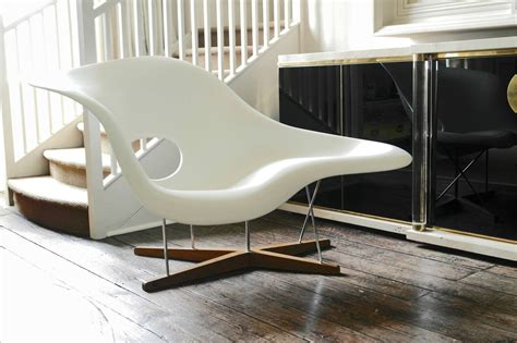chaise vitra eames vitra edition la chaise by charles and eames at 1stdibs