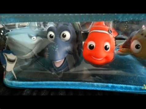 disney pixar finding nemo bathroom set disney pixar s finding nemo rubber bath toys nemo bruce