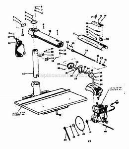 Craftsman 11329441 Parts List And Diagram   Ereplacementparts Com