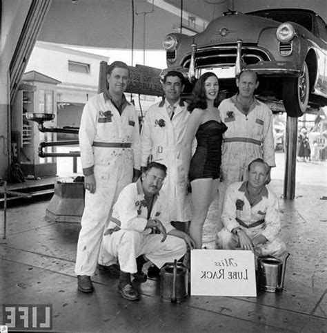 reel lube miss lube rack 1951 pictures to pin on thepinsta