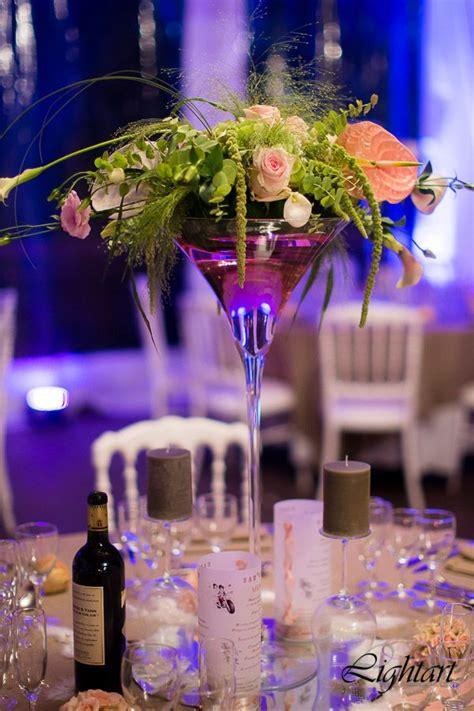 deco fleur table mariage centre de table vase martini my wedding vase martinis and centre