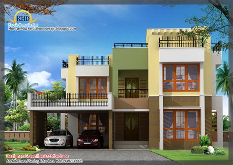 16 Awesome House Elevation Designs ~ Kerala House Design Idea