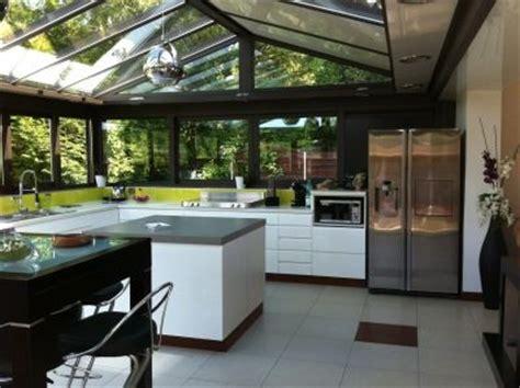 veranda extension cuisine les 25 meilleures idées de la catégorie verriere toit sur