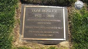 Tom Bosley 1927 - 2010