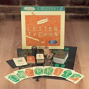 letter tycoon gifts gadgets qwerkity With letter tycoon game