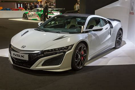 honda nsx  generation wikipedia