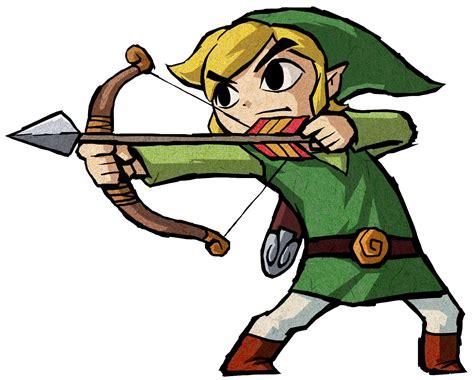 Link Wind Waker Zelda Dessin Et Manga