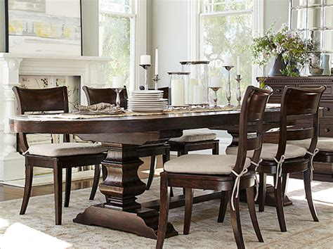 Banks Bradford Dining Room  Dining Room Ideas  Pottery Barn