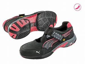 Chaussures De Securite Puma : chaussures de s curit femmes spring s1 esd hro src puma 642830 chaussures de s curit femme ~ Melissatoandfro.com Idées de Décoration