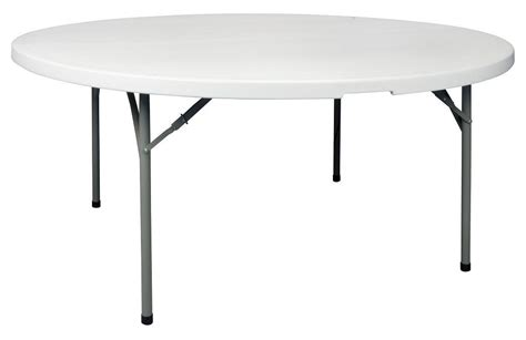 6 foot round table top china 6ft round folding table two pcs top but not fold