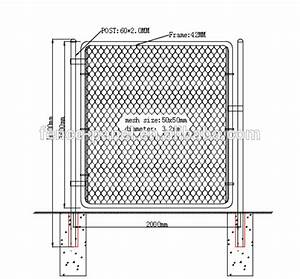 Chain Link Fence Drawings - Bing images