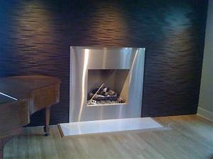 Metal Fireplace Surround Kit FIREPLACE DESIGN IDEAS
