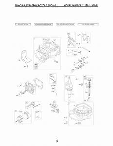 Page 36 Of Craftsman Lawn Mower 917 389011 User Guide