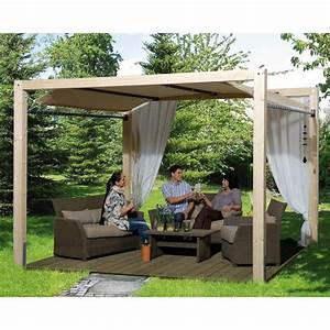 Holz Pavillon 3x3 : holz pavillon 3x3 pavillon selber bauen selber bauen selber bauen garten und bauen pavillon ~ Whattoseeinmadrid.com Haus und Dekorationen
