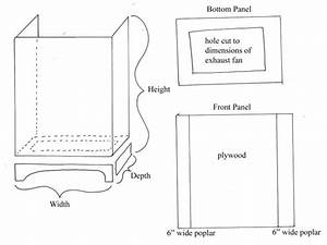How To Construct A Custom Kitchen Range Hood