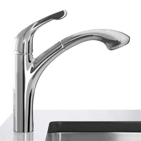 Hansgrohe 04076000   Allegro E Lowrider Kitchen Faucet