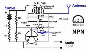 Fm transmitter for 40mw fm transmitter