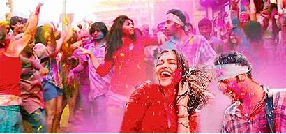 Holi While Come Thoughts Mind Playing Buzzitup