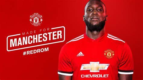 Lukaku Manchester United Wallpapers Wallpaper Cave