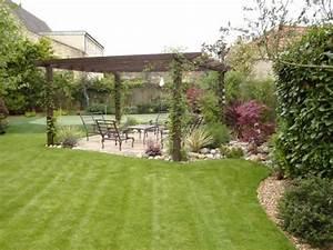 Photo de jardin moderne meilleures images d39inspiration for Modele de jardin moderne