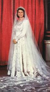 the royal order of sartorial splendor wedding wednesday With wedding dress of princess elizabeth