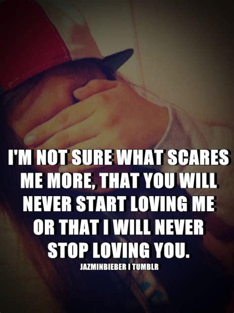 I Will Not Stop Loving You Quotes
