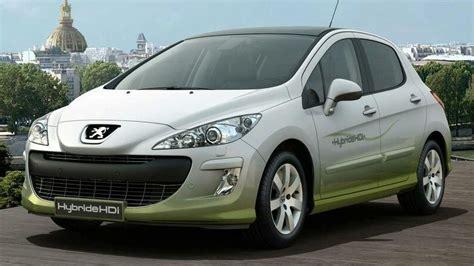 Diesel Hybrid by Peugeot 308 Diesel Hybrid For 2010
