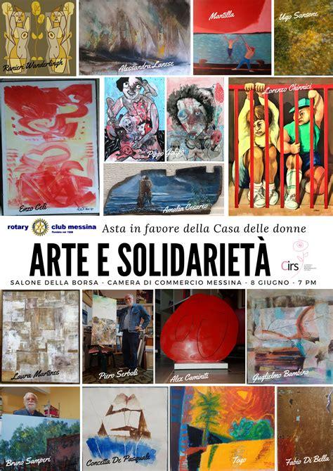 All Asta Messina by Rotary Club Messina Gioielli Dell Arte All Asta Per Il