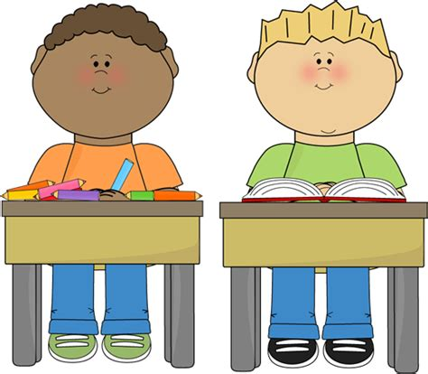students working independently clipart school clip school images vector clip
