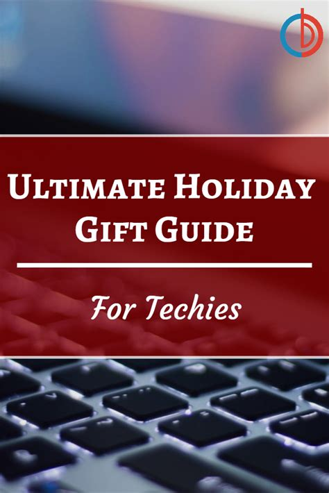 buydig ultimate holiday gift guide for techies buydig