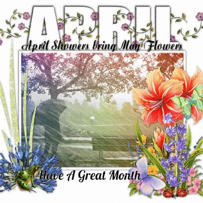 April Month Showers Flowers Bring Quotes Morning