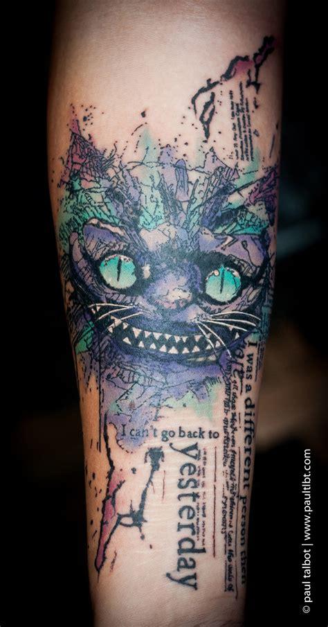 killer trash polka tattoos
