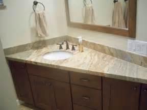 bathroom granite countertops ideas 30 bathroom countertop granite tile picture and ideas