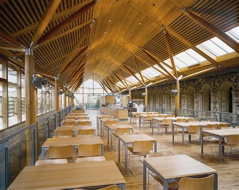 norwich cathedral visitors centre wood awards