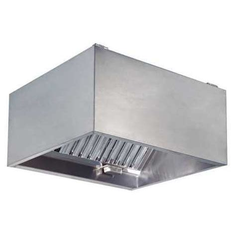 commercial kitchen hood exhaust fans dayton commercial kitchen exhaust hood ss 60 in 20ud06