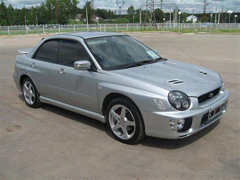 Subaru Wrx For Sale by 2002 Subaru Impreza Wrx For Sale 2000cc Gasoline