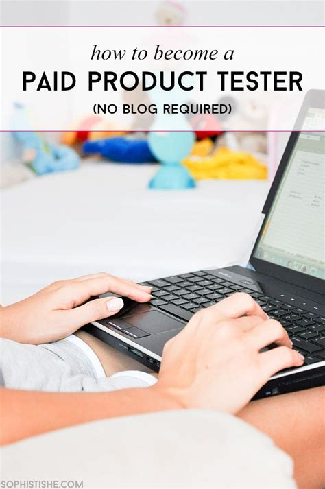 Paid Product Testing From Home by How To Become A Paid Product Tester Without Blogging