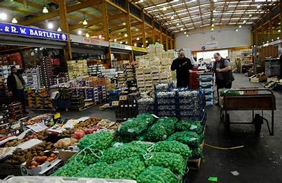 Wholesale Birmingham Market Markets