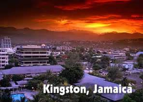 ... eastern hillsides of Kingston, Jamaica's capital. But not anymore Jamaica
