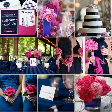 trending navy blue wedding ideas for fall 2014