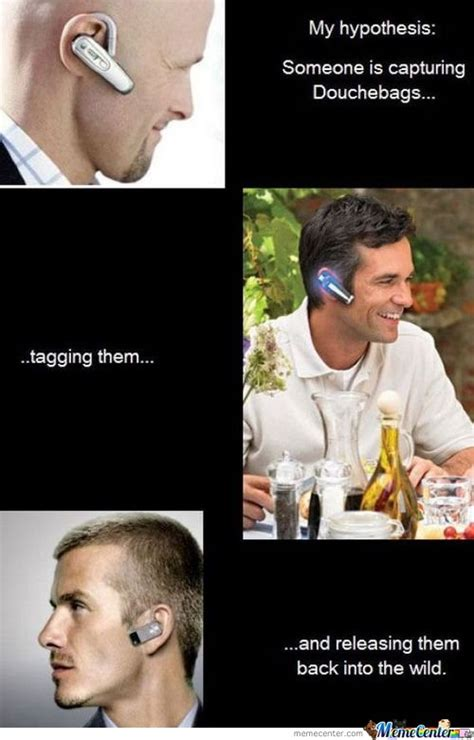 Bluetooth Meme - bluetooth headset theory by purdle meme center